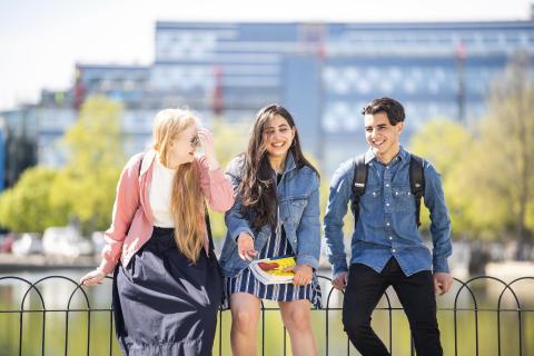 Tre procent fler antagna till höstens utbildningar vid MDH