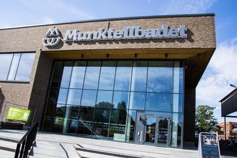 Munktellbadet i Eskilstuna.