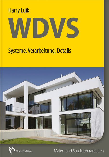 wdvs systeme verarbeitung details presse rudolf m ller mediengruppe. Black Bedroom Furniture Sets. Home Design Ideas