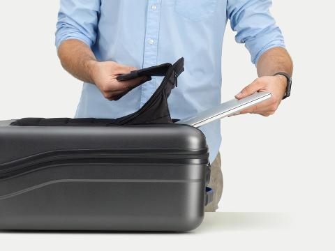 Kofferten Bluesmart - 3