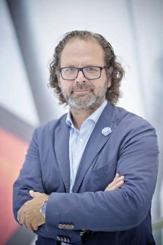 Oliver Stefani ny designchef på ŠKODA