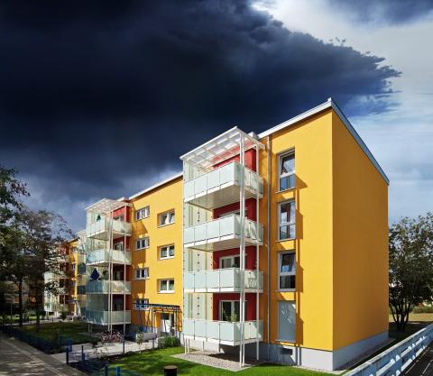 Sto arrangerar seminarier om renovering och uppgradering av fasader och balkonger