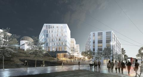 New university building to lift Bergen into international top