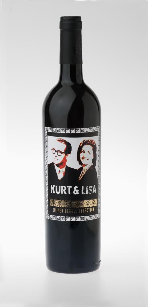 71750 Kurt & Lisa 2009, Bolgheri, 249:-