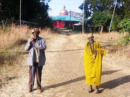 Etiopiska bybor vittnar om våtmarkers betydelse