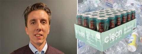 Clean Drink klimatsatsar – helt plastfria år 2020