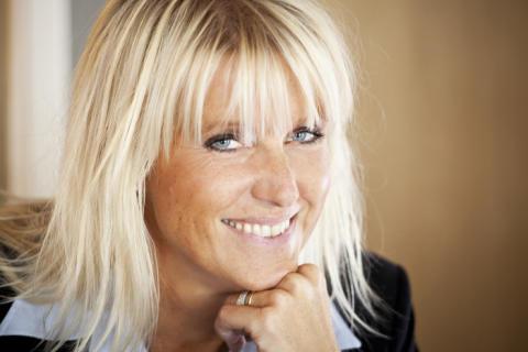 Jenny Johnson, marknads- och varumärkeschef Bixia