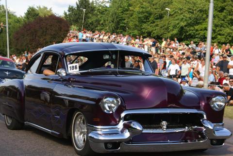 Power Big Meet- årets största motorfest lockar tusentals besökare till Västerås