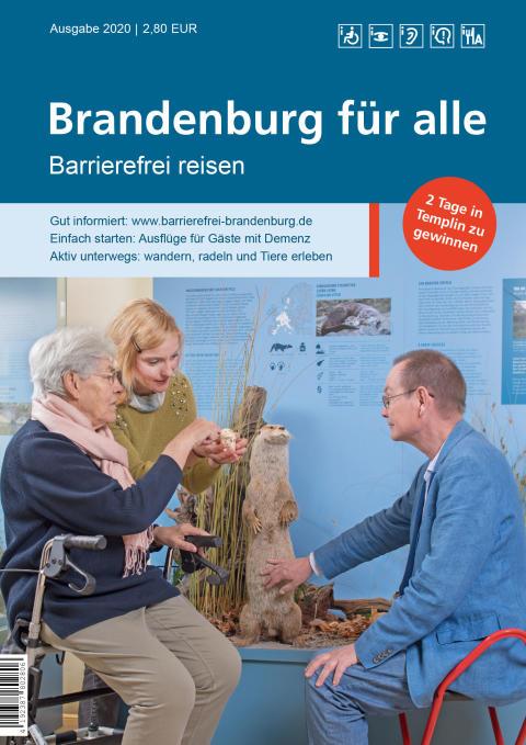 Brandenburg für alle. Barrierefrei reisen