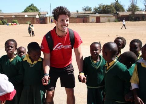 Sport to promote economic and social development in Zambia