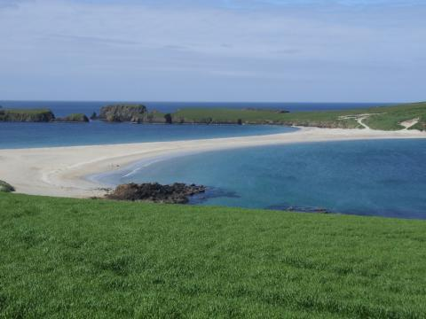 Scotland's beach awards announced