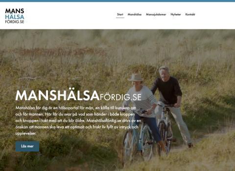 Fokus på manshälsa i nordiskt awareness-projekt
