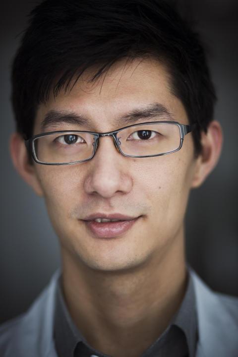 Puran Chen tilldelas Anders Walls Unga Forskare-stipendium 2013