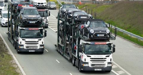 Försäljningen av begagnade personbilar ökade med 0,04% i oktober