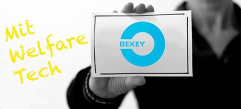 Månedens profil: BEKEY A/S