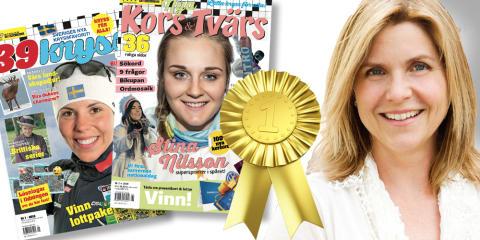 Stina Nilssons oväntade hemliga vapen inför OS-guldet