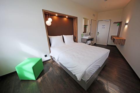 Das Traveller-Zimmer
