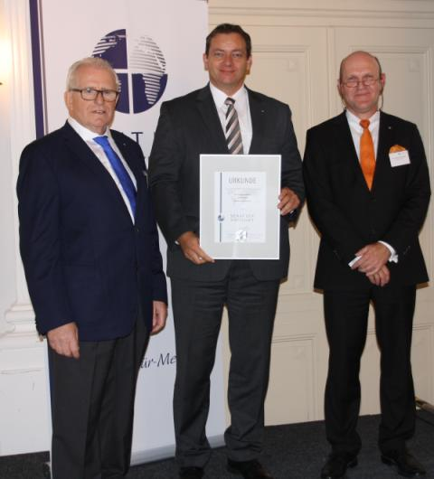 Dr. Claus Dethloff wurde in den Senat der Wirtschaft Deutschland berufen