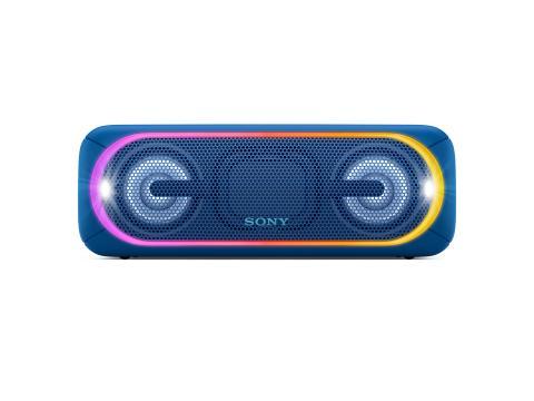 SRS-XB40 von Sony_blau_3