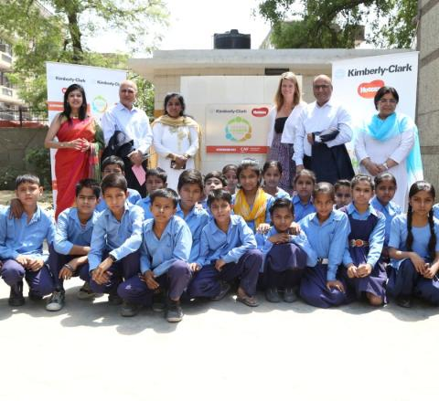 ​Toilet Change Lives expands to India