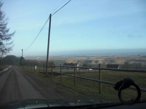 Kommunal spillvattenledning i Högalid och Maglaby försenas