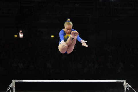 VM kvinnlig artistisk gymnastik  2019