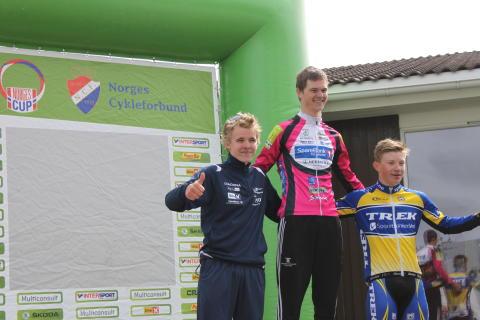 Syver Westgaard Wærsted vinner NC2 Trondheim