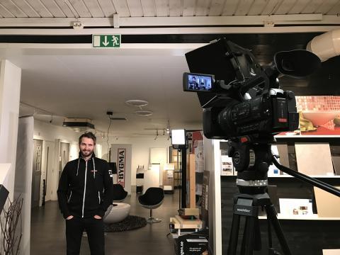 Ny filmsatsning för hantverkare landet runt