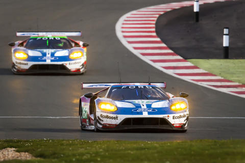 Ford GT tävlar i WEC 6 Hours of Spa i helgen