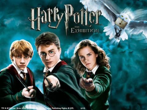 Harry Potter™: The Exhibition genererade ca 60 miljoner till besöksnäringen  i Norrköpings kommun