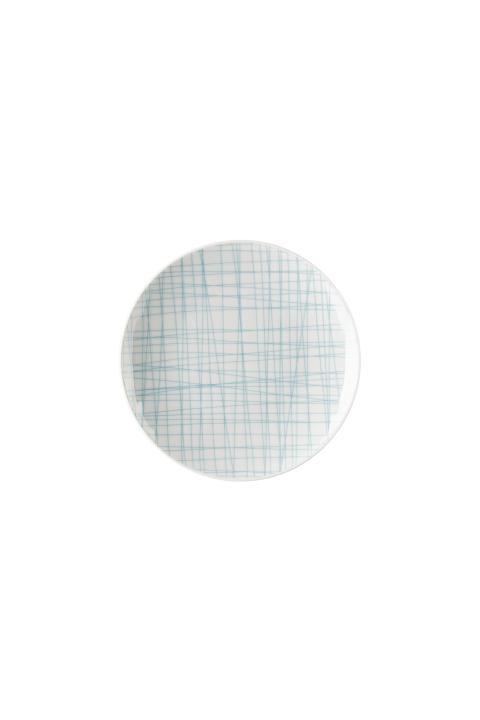 R_Mesh_Line Aqua_Plate 15 cm flat
