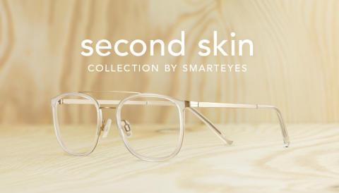Avskalat och skandinaviskt i Smarteyes nya kollektion