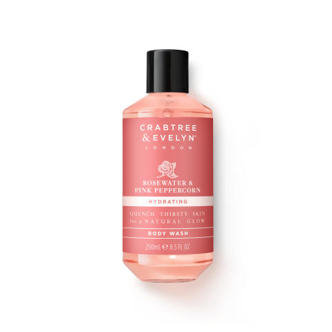 Rosewater & Pink Peppercorn Body Wash