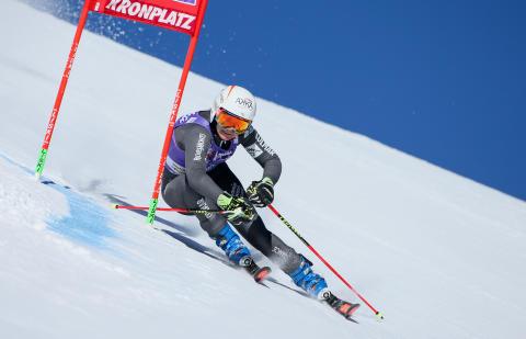 Svensk-fransyskan Estelle Alphand till det alpina landslaget