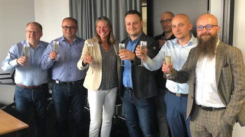 Vehco przejmuje frameLOGIC, wiodącego polskiego dostawcę rozwiązań do zarządzania flotą i podkreśla swoją pozycję w Europie.