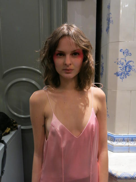 Ida Klamborn, Stockholm Fashionweek FW17
