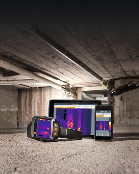 Smarta och uppkopplade värmekameror