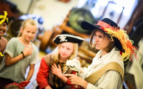 Lafocardas Piratskole