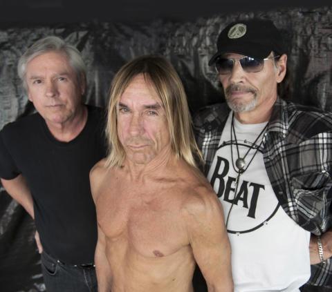Iggy & The Stooges intar Gröna Lund