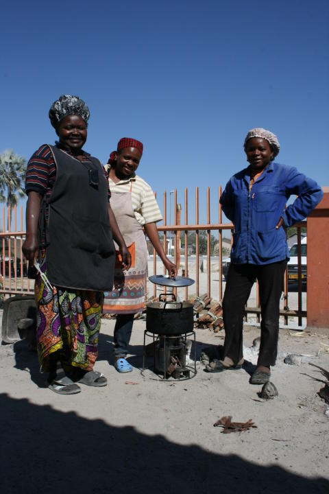 EzyStove users in Namibia