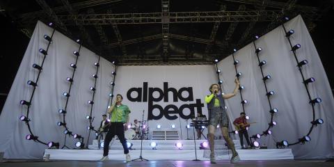 Alphabeat - Grøn 2019