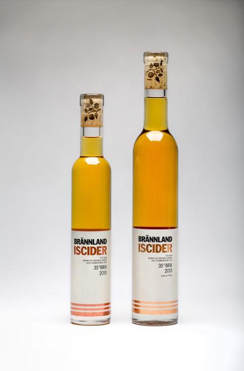 Brännland Cider släpper Brännland Iscider 2015