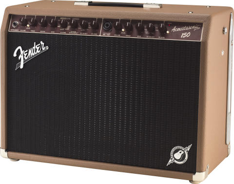 FENDER® INTRODUCES NEW ACOUSTASONIC™ COMBO AMPS