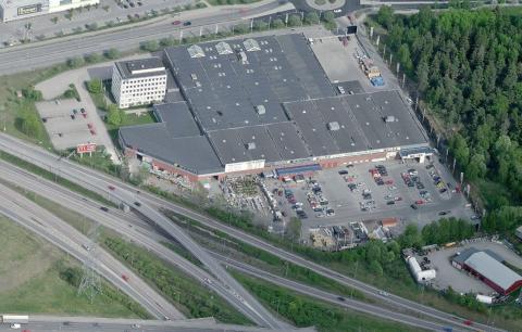 Alma Property Partners förvärvar handelsplatsen Häggvik Entré