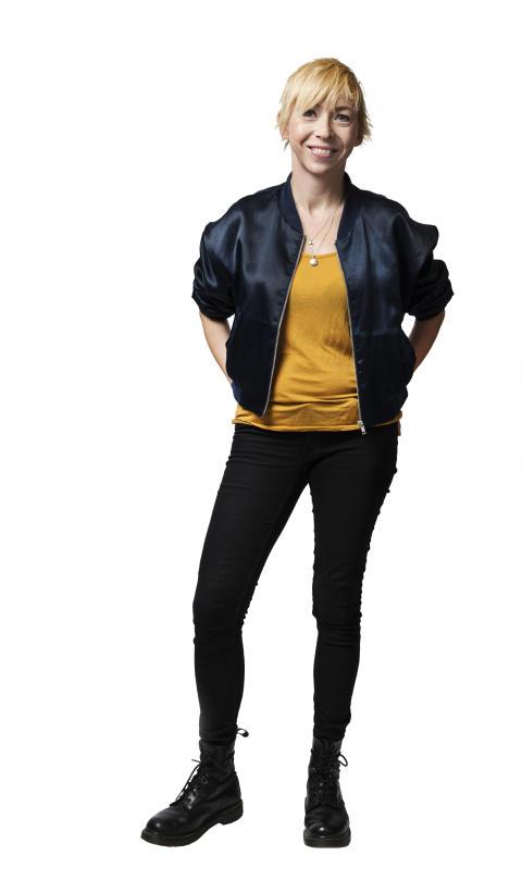 Jenny Jägerfeld, SvD Juniors barnpsykolog