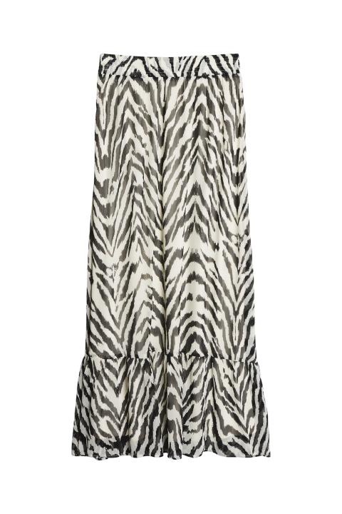 Gina Tricot 399 SEK 39.95 EUR 299 DKK Elina skirt Zebra v.17