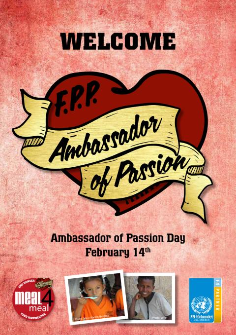 Ambassador of Passion Day