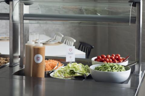 Sotkamossa panostetaan terveelliseen kouluruokaan