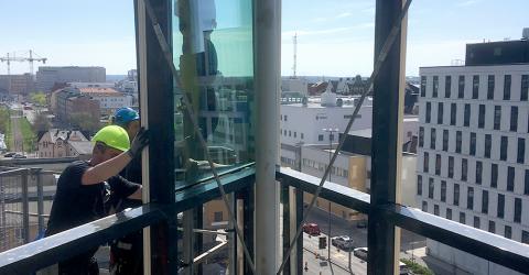 AddMobile levererar mobil arbetsorder till GlasLindberg