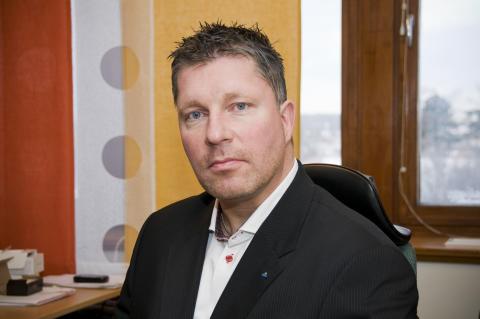 Peter Wahlberg är ny elhandelschef vid Mälarenergi